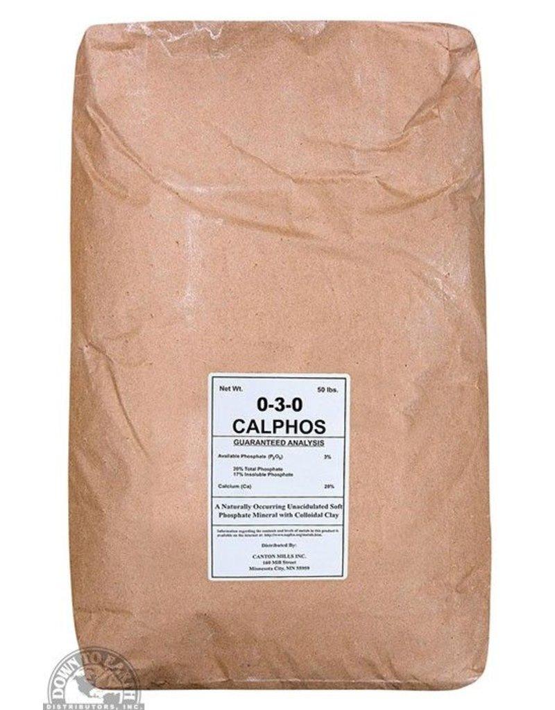Down to Earth Distributors CALPHOS POWDER 0-3-0 50LB