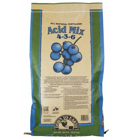 Down to Earth Distributors ACID MIX 4-3-6  50LB