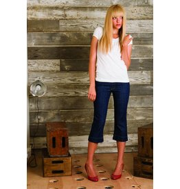 Of the Earth Luxe Crop Jeans