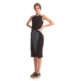 Synergy French Terry Raven Dress