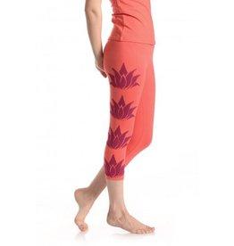 Synergy Lotus Yoga Basic Capri Legging