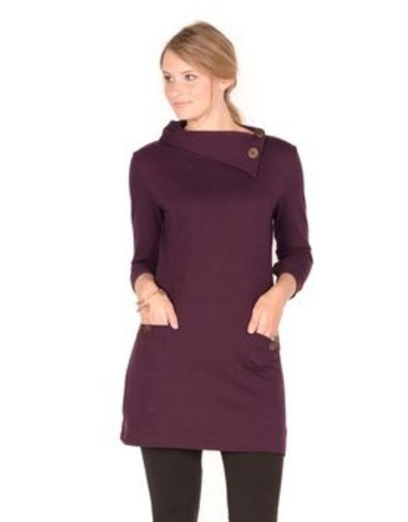 Synergy French Terry Kathmunda Tunic