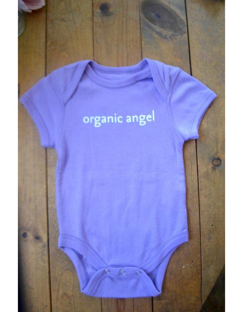 Of the Earth Organic Angel Onesie