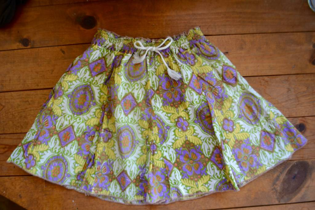 Of the Earth Pixie Skirt