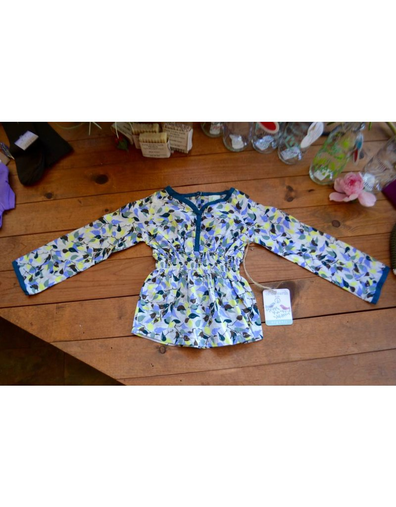 Of the Earth Foliage Shirt L/S