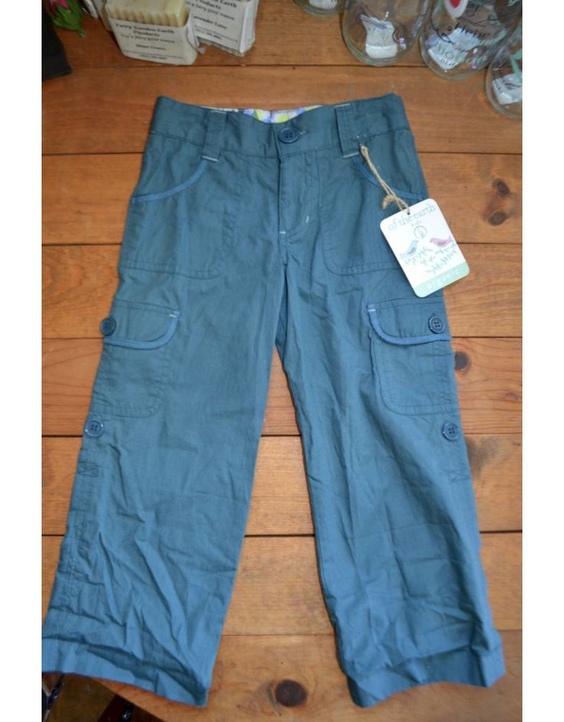 Of the Earth Riley Roll-up Pant