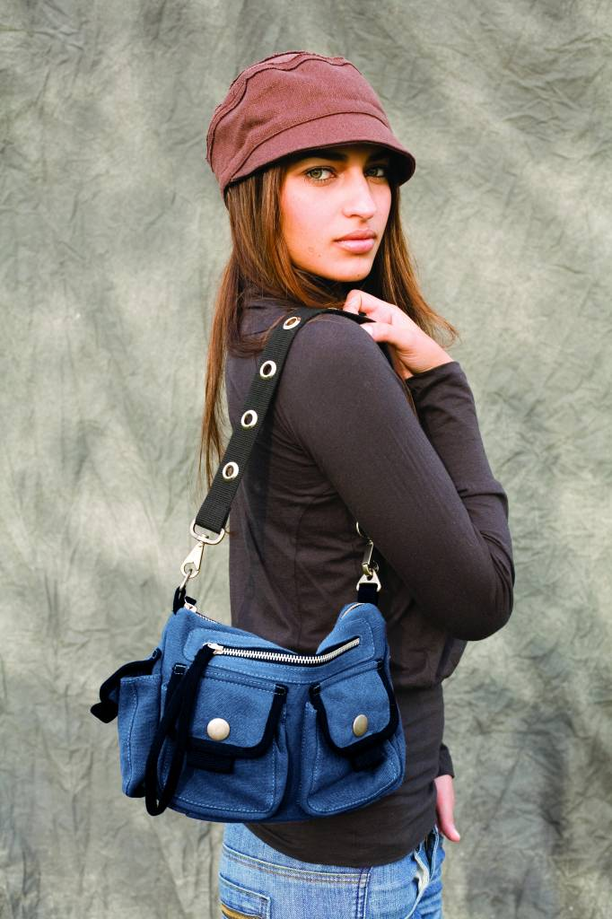 Of the Earth Street Purse