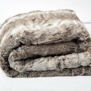 Hertex Coyote Blanket Sand 55 x 86 inches (Queen)