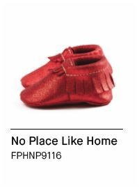 Freshly Picked No Place Like Home - Holiday 16 - Moccasins - Size 1