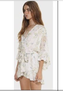 Ministry of Style New Romantic Romper 36321