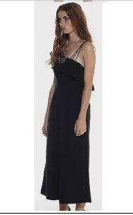 Ministry of Style Verse Jumpsuit Black 36321