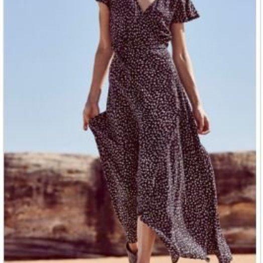 Sydny Muse Maxi Dress Size 8 AUG16276