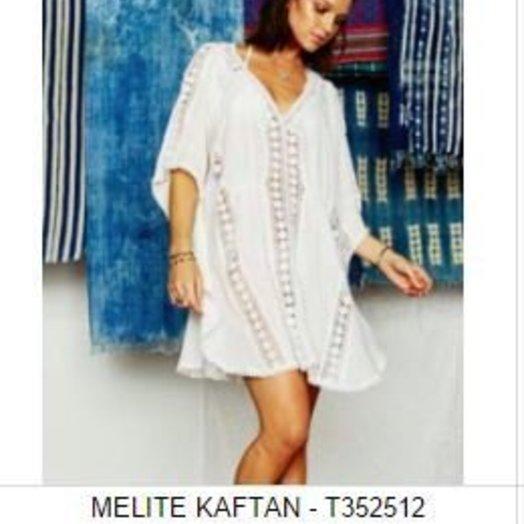 Sydny Melite Kaftan T352512 White