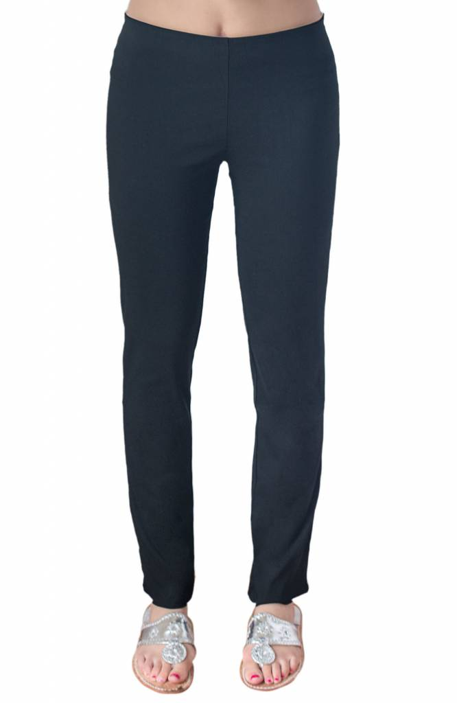 Gretchen Scott Gripless Black Pant