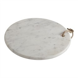 Tag Marble Cheese Round Board