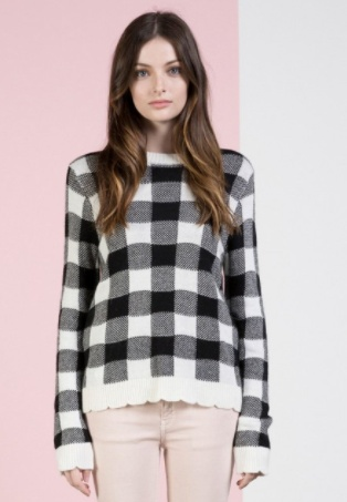 After Market Check mate Sweater