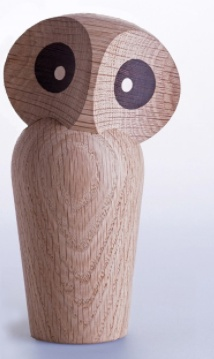 Architectmade Owl small natural