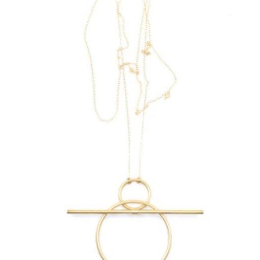 Baleen Venn Necklace