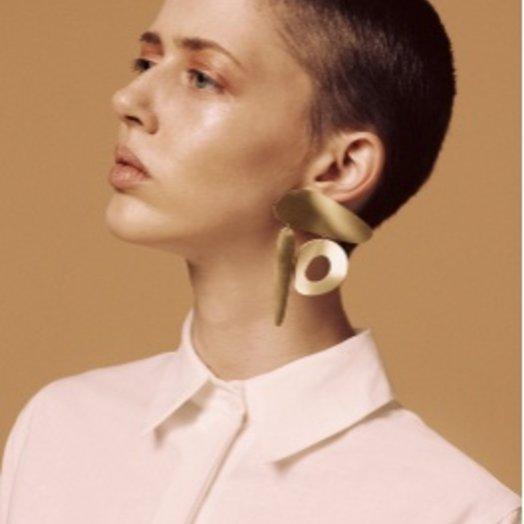Waif All seeing IO Earrings