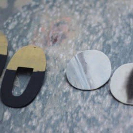 hello zephyr Resort Earrings