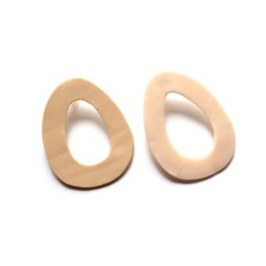 hello zephyr Ocean Beach Earrings