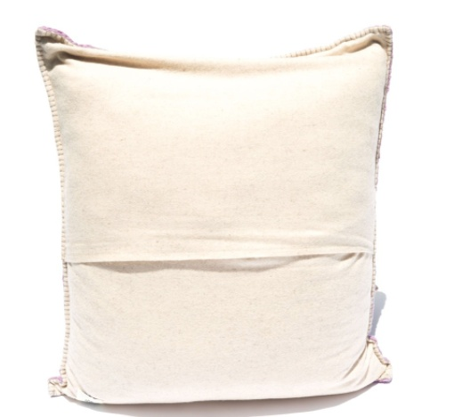 Mexchic X-large Floor Pillow in Boucle Cotorin Texture Grey Wool