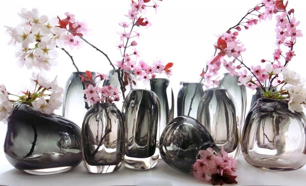 Balefire Glass Suspension Vase Medium Slender