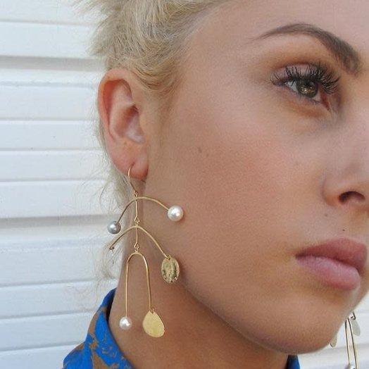 Becca Jewellery Peggy 9 Earrings