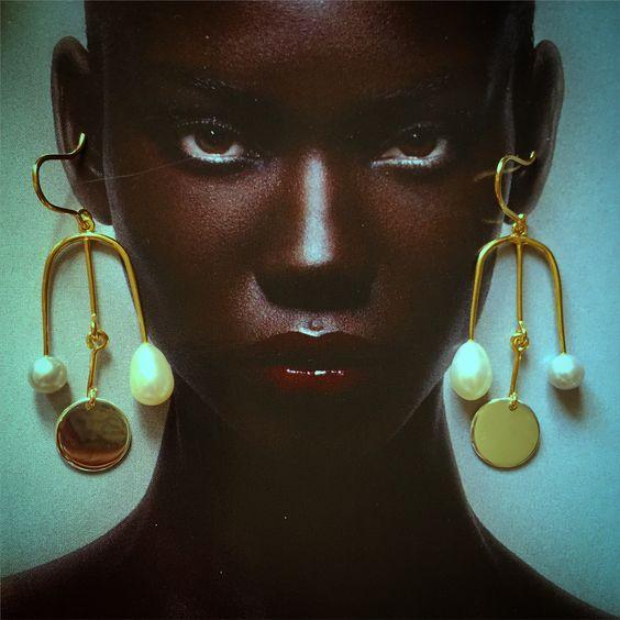 Becca Jewellery Peggy 3 Earrings