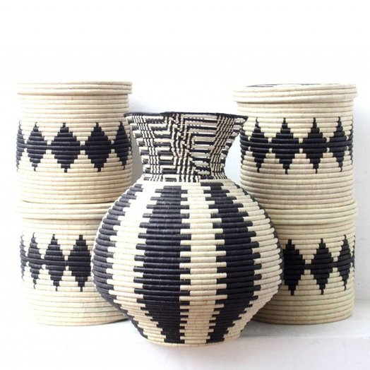 Design Afrika Nelisiwe Storage Basket