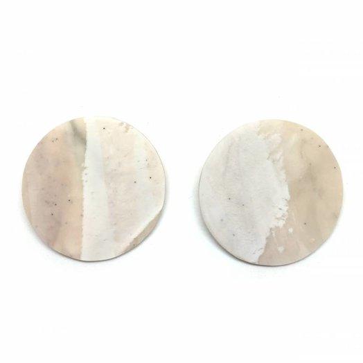 hello zephyr Cotton Earrings