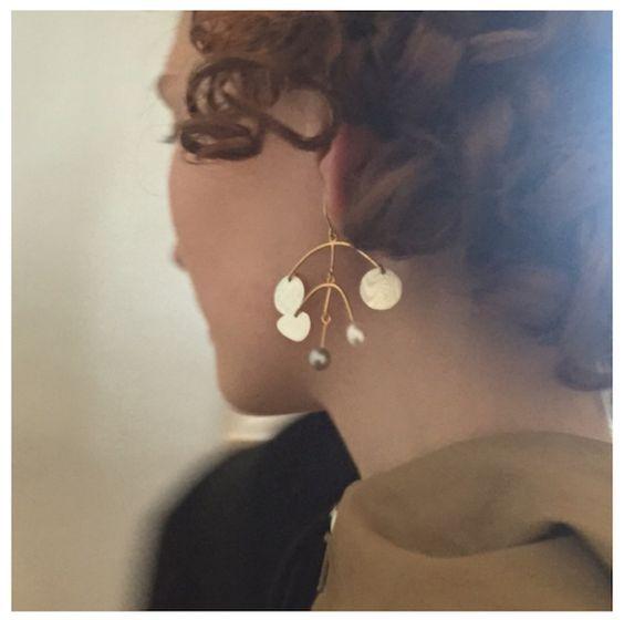 Becca Jewellery Peggy 8 Earrings