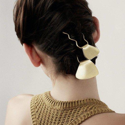 Waif Cotyledon Hair Pin