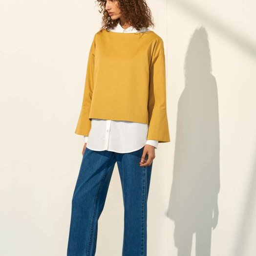 Kowtow Nelken Top Gold