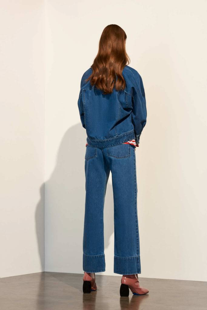 Kowtow Denim Stage Pant