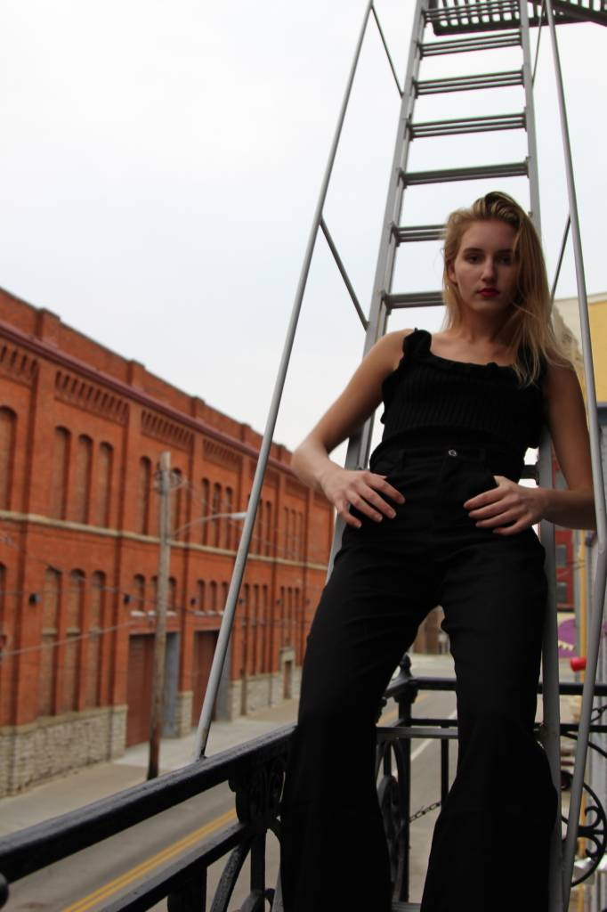 Kowtow Black Stage Pant
