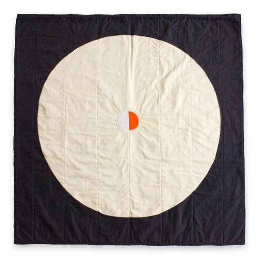 Ray Quilts Heart & Mind Moon Quilt