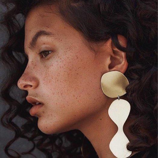 Waif Mermaid Earrings