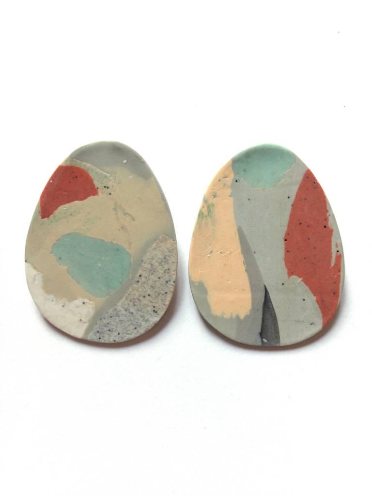 hello zephyr Lagos Earrings