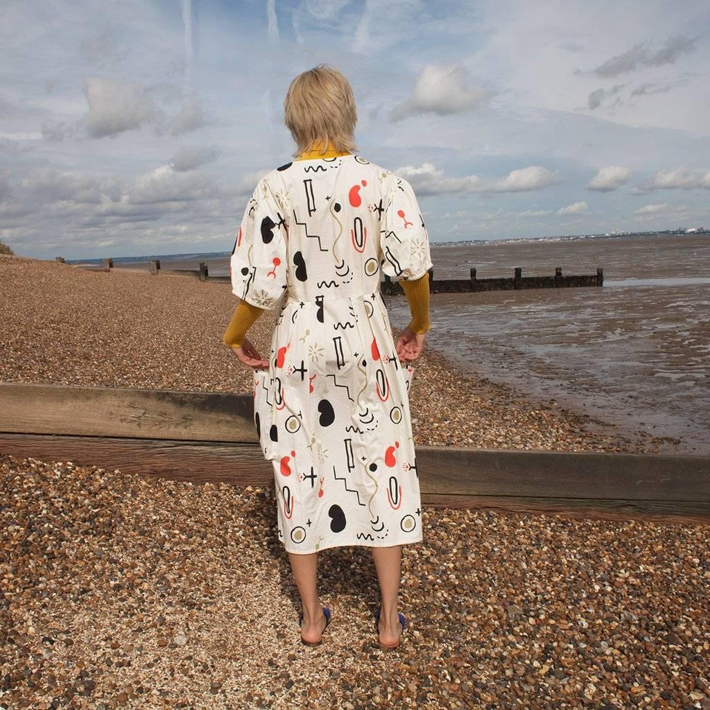 LF Markey Miro Dress with Print