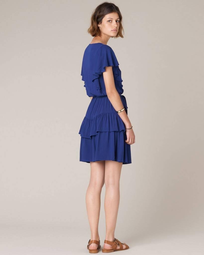 sessun Mocinno Dress Mazarine Blue