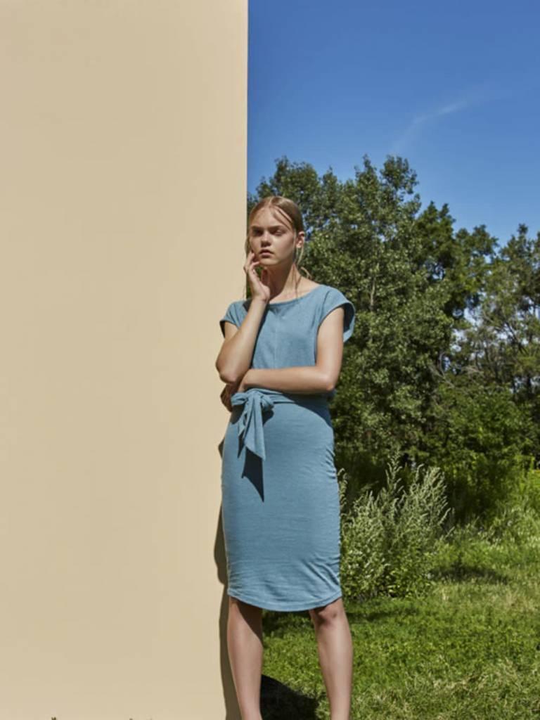 Eve Gravel Toi et Moi Dress, Turquoise