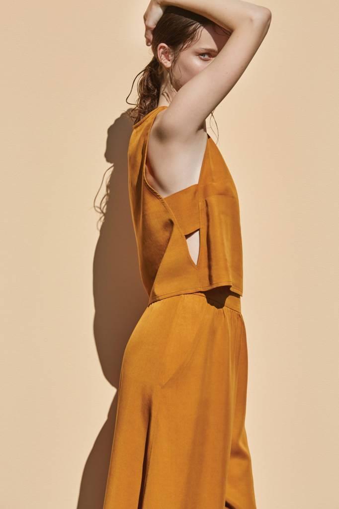 Eve Gravel Firefly Top, Blush
