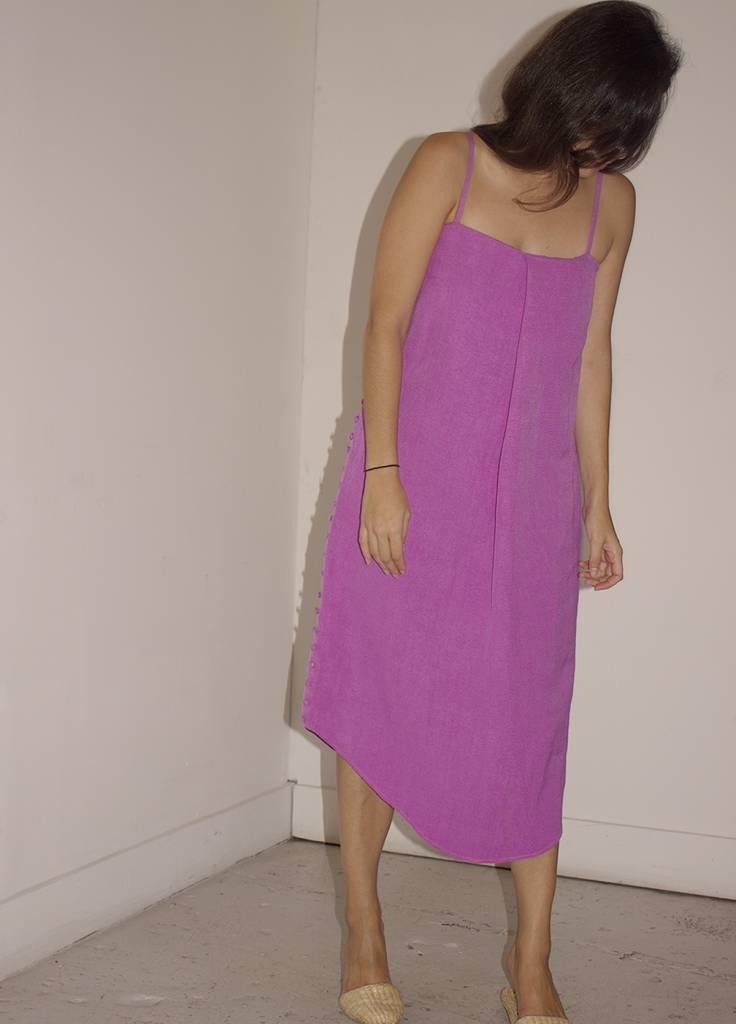 Ajaie Alaie Full Moon Dress 2.0,  Linen