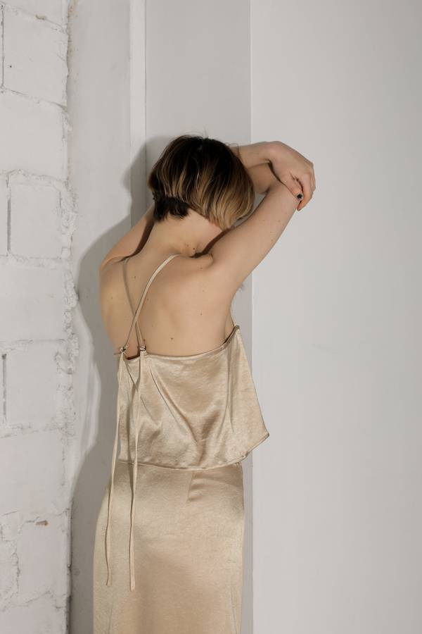 Ajaie Alaie Flamenca Skirt, Oro