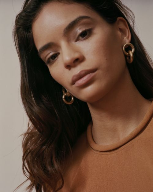 Laura Lombardi Link Earrings