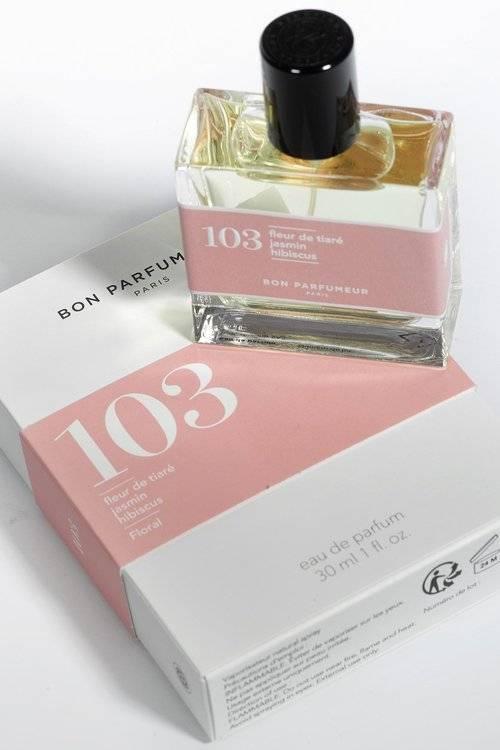 Bon Parfumeur 103 Tiaré Flower, Jasmine , Hibiscus Eau de Parfum