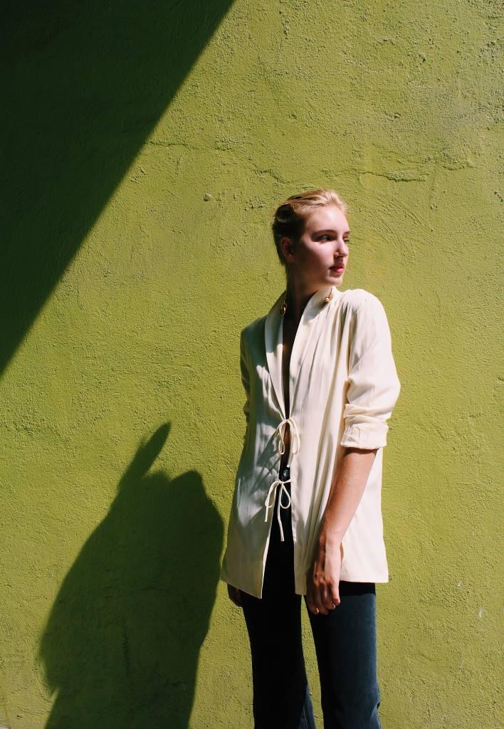 capulet Millie Blazer, Vanilla