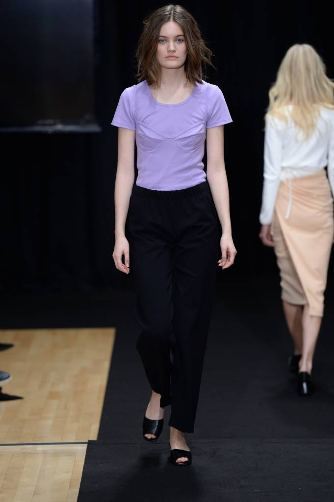 By Signe Moon Top, Organic Cotton, Lilac