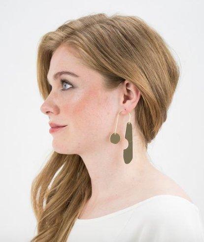 Baleen Mobile Earrings